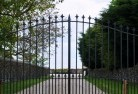 Aberglasslyn Automatic gates 5