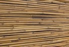 Aberglasslyn Bamboo fencing 3