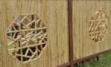 Hunter Fencing Company Bamboo fencing
