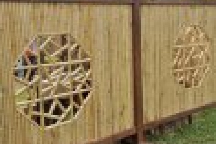 Hunter Fencing Company Bamboo fencing 720 480