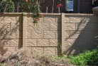 Aberglasslyn Brick fencing 20