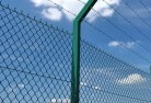 Aberglasslyn Chainmesh fencing 14