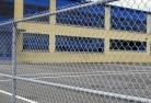 Aberglasslyn Chainmesh fencing 3