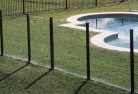 Aberglasslyn Commercial fencing 2