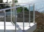 Glass balustrading Hunter Fencing Company