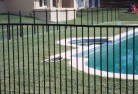 Aberglasslyn Pool fencing 2