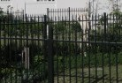 Aberglasslyn Steel fencing 10