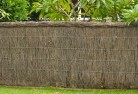 Aberglasslyn Thatched fencing 4