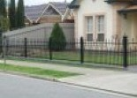 Tubular fencing Temporary Fencing Suppliers